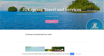 JL Express Travel And Tour Guide