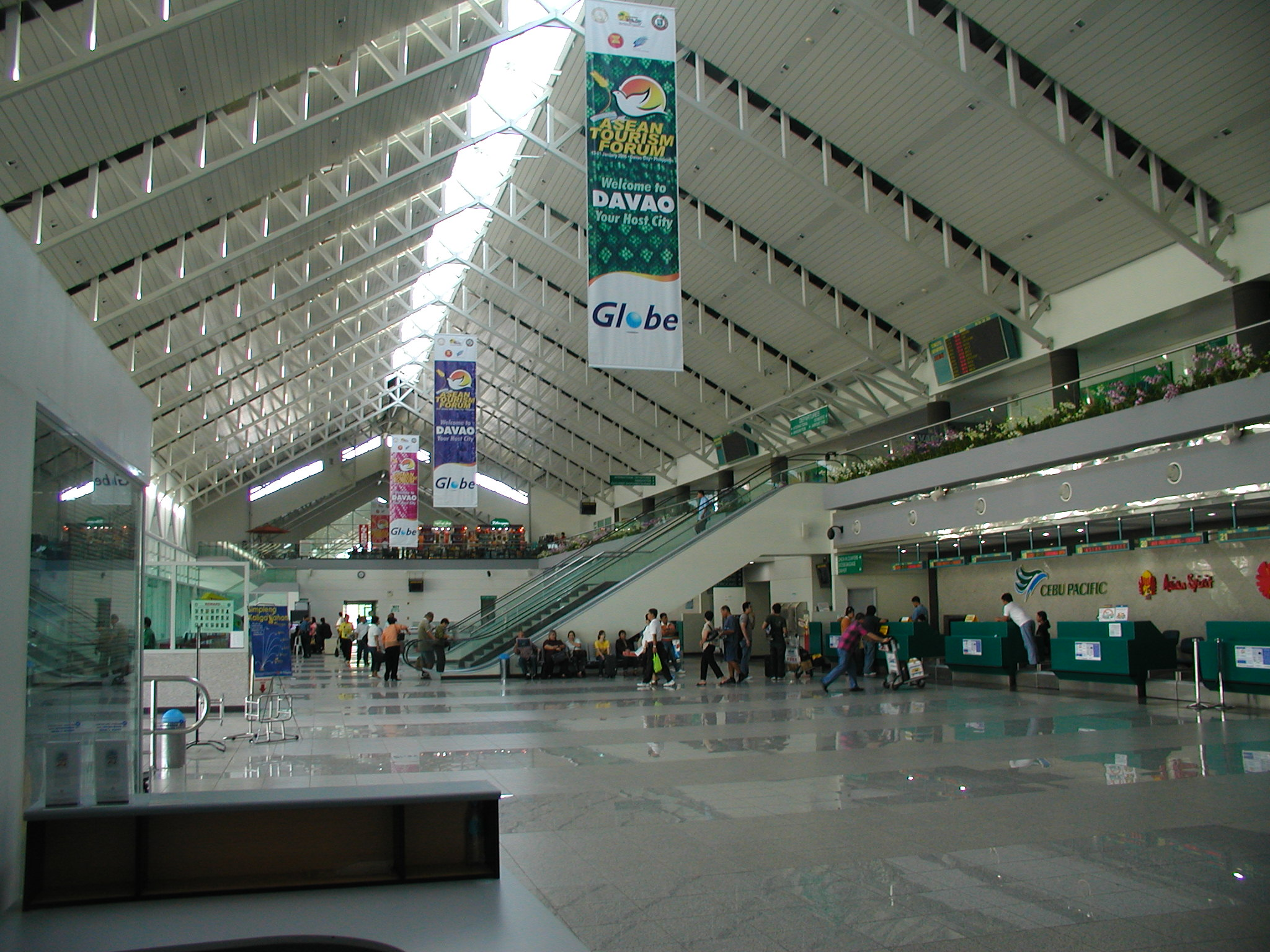 Francisco Bangoy International Airport